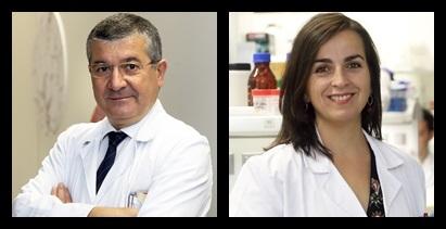 Rafael López y María de la Fuente, coordinadores de METASTARG y PANICPAC respectivamente
